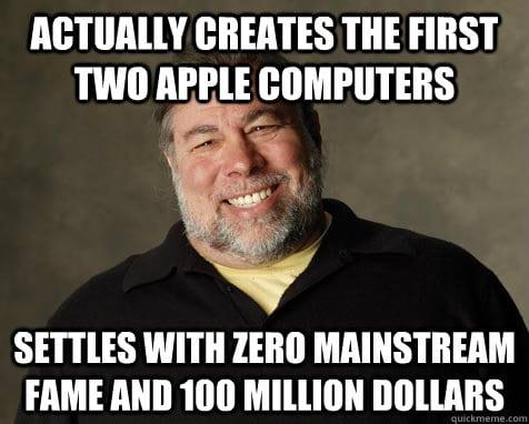 Steve Wozniak meme