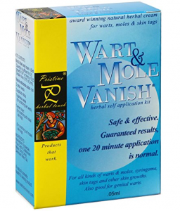 Mole Wart Vanish kit